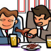 小汚い飲食店で楽しめる女子は男性の心を掴める!!! シャレたパスタ店より赤提灯とかのほうが男は好きだから攻略するべき